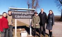Рабочий визит представителей УО «ГГАУ» в Швецию