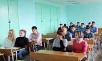 Профилактическое занятие с элементами тренинга для иностранных студентов
